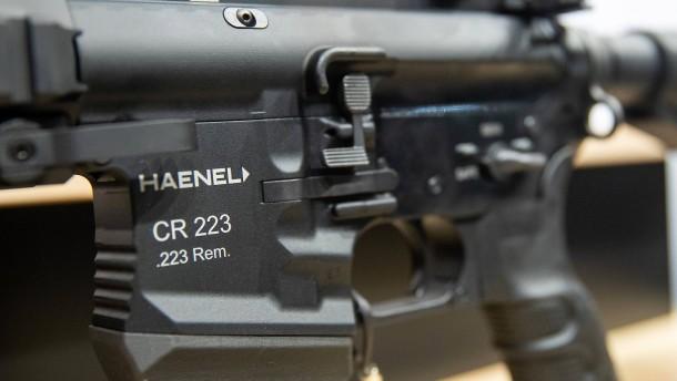 """Ein Sturmgewehr namens """"Sultan"""""""