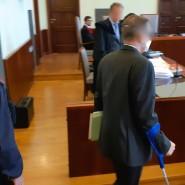 Ein Bankberater musste sich am Landesgericht in Wien wegen Mordes verantworten.