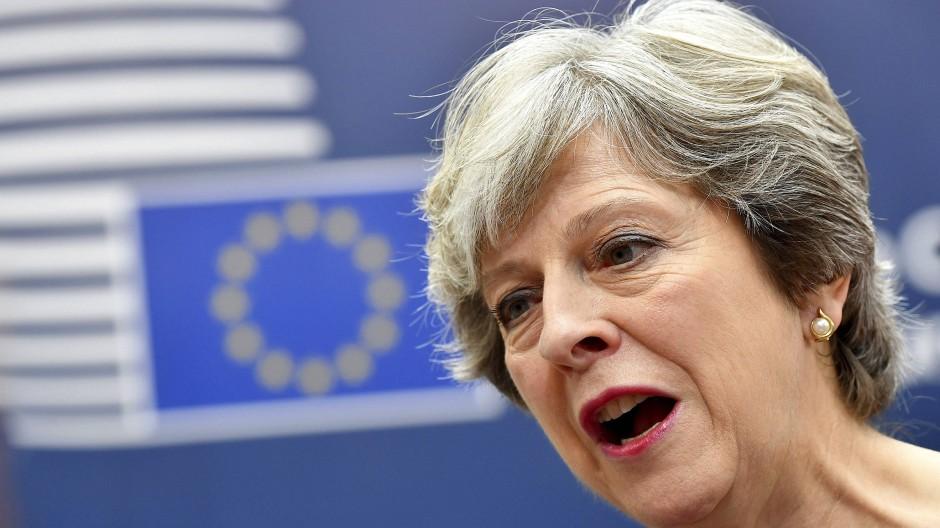 Brexit-Verhandlungen: Der Zorn der Anhänger ist groß