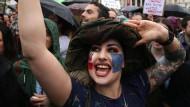 Tausende demonstrieren für EU-Verbleib