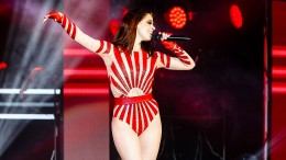 Sängerin Vanessa Mai verletzt sich bei Probe schwer