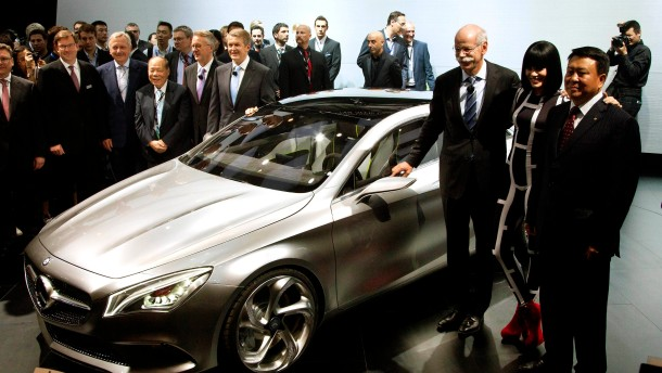 Chinas saftlose Elektromobilität