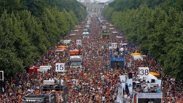 Termin für Neuauflage der Loveparade steht fest