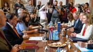 EU und Kuba wollen rasche Annäherung