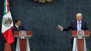 Mexikos Trümpfe gegen Trump