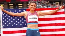 McLaughlin läuft zu Weltrekord über 400 Meter Hürden