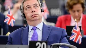 EU-Parlament stimmt für harte Brexit-Verhandlungen