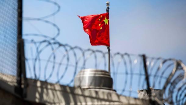 Chinesische Forscherin in Amerika verhaftet