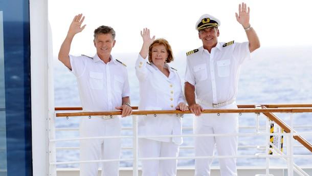 """Silbereisen als Traumschiff-Kapitän? """"Das ist eine totale Fehlbesetzung"""""""