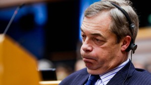 Nigel Farage: Donald Tusk ein arroganter Tyrann