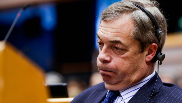 Nigel Farage: Donald Tusk ein arroganter Tyrann
