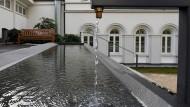 Heilsames Wasser: Bad Schwalbach hat einen Trinkbrunnen mehr.