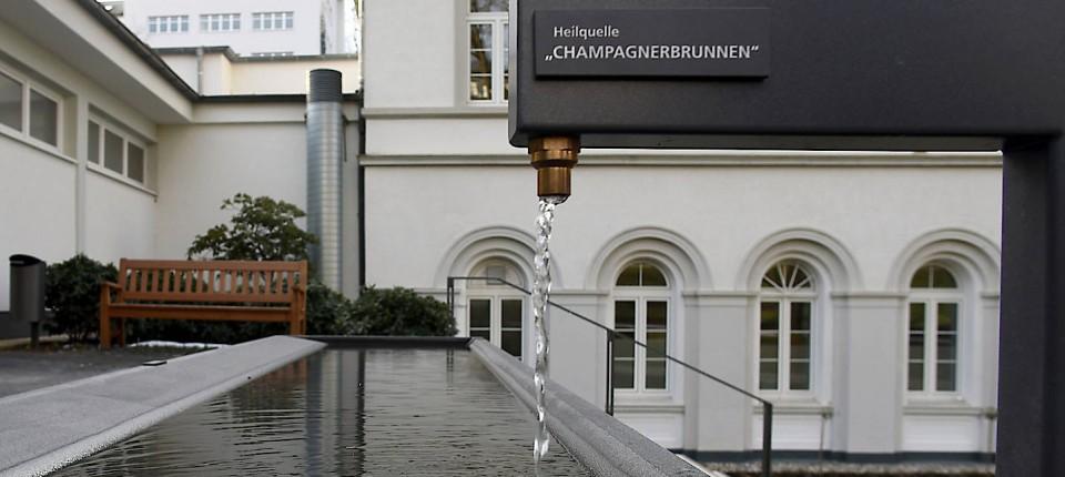 Landesgartenschau Bad Schwalbach Ein Säuerling Aus Dem