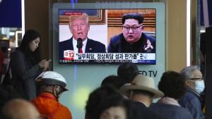 Kim Jong-un schickt engen Vertrauten nach New York