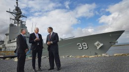 Australischer Milliardenauftrag für Bremer Lürssen-Werft