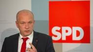 Bayerns SPD in Aufruhr