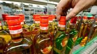 Mit Mineralwasser an die Börse: Berentzen erzielt seinen Umsatz nicht nur mit dem Verkauf von Apfelkorn.