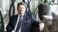 Architekt des neuen Kaufhaus-Konzerns: Stephan Fanderl