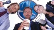 Spezialist für Diagnostik: Das Team von Dr. Gregory House aus der gleichnamigen amerikanischen TV-Serie