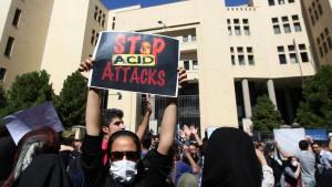 Iran kritisiert ausländische Medienkampagne