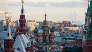 Metro-Pavillons in Moskau abgerissen