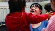 Argentiniens einzige Erzieherin mit Down-Syndrom