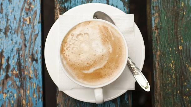 Der unstillbare Kaffee-Durst