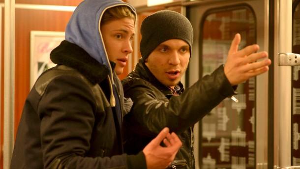 Attacke in der U-Bahn