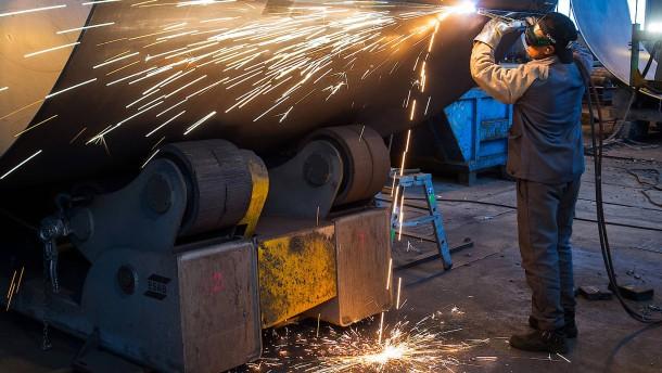 Ifo-Geschäftsklimaindex fällt den dritten Monat in Folge