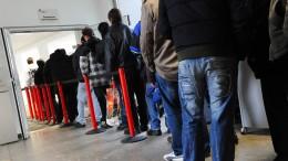 Arbeitslosigkeit steigt trotz Corona-Krise nur leicht