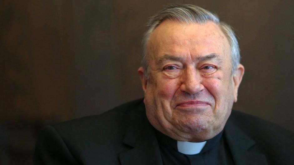 Kardinal Lehmann ist tot
