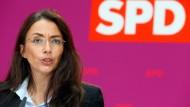 Fahimi: Kein Signal für den Bund