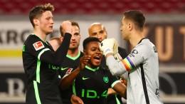 Wolfsburg wieder klar auf Kurs Königsklasse