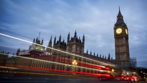 Das britische System liegt in Trümmern