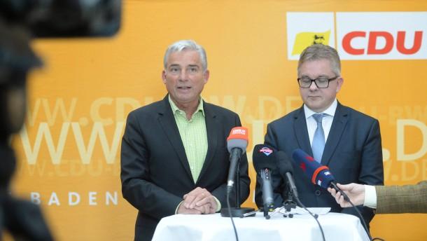 Strobl will stellvertretender Ministerpräsident werden
