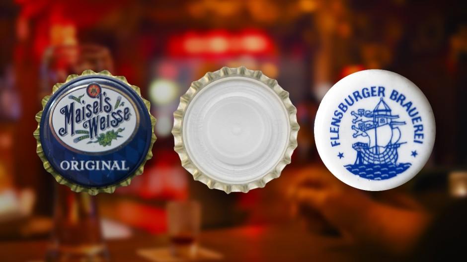 Eine Aromalücke haben alle drei verkosteten Biere, das ist aber nicht schlimm, es gilt die Lücke kulinarisch zu füllen.