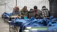 Kaum Arbeit für Flüchtlinge
