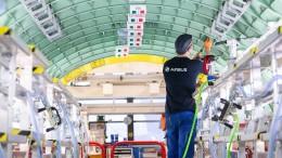 Coronakrise brockt Airbus dickes Minus ein