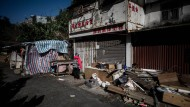 Das historische Hongkong wird abgerissen