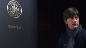 Planungs-Weltmeister Löw meidet Risiko