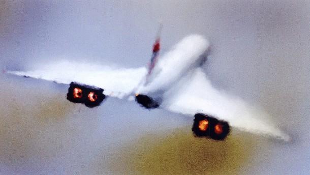 Wer baut die neue Concorde?