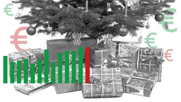 Diese Geschenke liegen am häufigsten unter dem Baum
