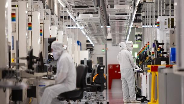Europa schmiedet an einer Chip-Allianz