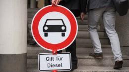 Kommunen fordern schnelle Umsetzung des Diesel-Pakets