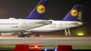 Lufthansa will Schlichtung