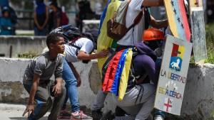 Jugendlicher bei Protesten erschossen
