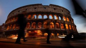 Italien zahlt den niedrigsten Zins der Nachkriegszeit