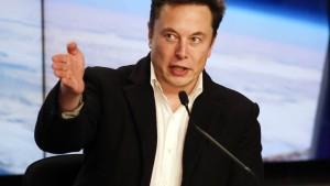 Musk einigt sich mit amerikanischer Börsenaufsicht