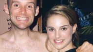 Glückliches Paar? Mobys angebliches Beweisfoto