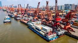 """Trump legt mit neuen Zöllen nach – China """"schockiert"""""""